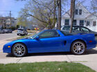 2003 Acura NSX T Coupe 2-Doors 2003 Acura NSX-T Long Beach Blue Pearl/Oynx Interior with Comptech SuperCharger