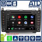 "8"" Android 8 WiFi GPS Sat Nav DVD DAB Radio Stereo For Mercedes Vito Viano W639"