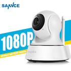 Security Camera Night Vision WiFi Camera Infrared Two Way Audio Baby Monitor