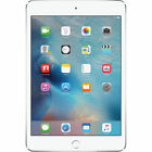 "Apple iPad mini 4 128GB 7.9"" Tablet Wi-Fi Only - Silver UU"