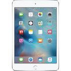 "Apple iPad mini 4 128GB 7.9"" Tablet Wi-Fi Only - Silver UU"