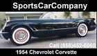 1954 Chevrolet Corvette  1954 CHEVROLET CORVETTE FRAME OFF RESTORATION  STUNNING TOP TO BOTTOM CALL TODAY