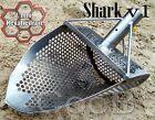 !NEW MODEL! *SHARK v1* Beach Sand Scoop Metal Detector Hunting Tool Steel CooB
