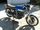 1978 Ducati GT 860  DUCATI GT 860 1978 MOTORCYCLE IN RUNNING CONDITION WITH LOW MILEAGE RARE
