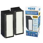 VEVA 8000 Elite Pro Series Air Purifier Replacement Value Pack - 2 True HEPA Fil