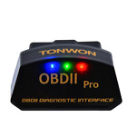 TONWON OBD2 Scanner OBDII Bluetooth Scan Tool Car Fault Code Reader for Android