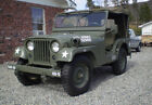1953 Willys Model 38 Truck  1953 Willys M38A1