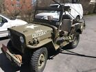1953 Willys Custom  1953 jeep Willy's CJ-3B  nice condition 4x4