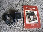Power Supply & Manual for Texas Instruments TI-5100 Calculator, NO CALCULATOR
