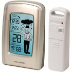 AcuRite 00827 What-to-Wear Wireless Weather Forecaster New