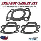 Machter Brand NEW Seadoo Exhaust gasket kit GTS GS HX XP SPX Explorer 1993-2001