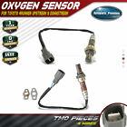 2x Up+Downstream Oxygen Sensors for Toyota 4Runner 00 2.7L Calif-ESV 01-02 3.4L