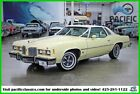 Pontiac Grand Prix  1977 Pontiac Grand Prix 34,919 miles - all original!