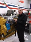 CATERPILLAR NEW CUSTOM STYLE 6 NZ OVERHEAD AND ACERT BOTTOM END ENGINE