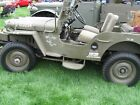 """1948 Willys CJ2A  48 Willys CJ2A """" tribute"""" Complete Ground up Restored.very low mileage WOW LQQK"""