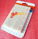 2PCS Mini Breadboard 400 Universal Solderless  Contacts Tie-points Available