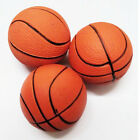 2X 6.3CM Basketball Hand Wrist Exercise Stress Relief Squeeze Soft Foam Ball EC