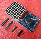 10PCS MAX7219 dot matrix module Arduino microcontroller module DIY KIT