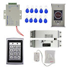 Premium Fingerprints PasswordDoor Access Control System and Doorbell Keyfobs