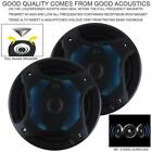 2pcs 4Inch 100W Car Coaxial Horn Vehicle Door Auto Audio Music Stereo Speakers R