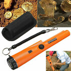 Rechargeable Waterproof Automatic Pinpointer Metal Detector ProPointer &Holster