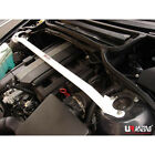 FOR BMW E46 3-SERIES ULTRA RACING 1 PC STEEL FRONT RIGID STRUT TOWER BAR BRACE