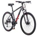 Hybrid Bike 700c Men DSB Rigid Aluminum Frame Front Suspension Fork Adjustable