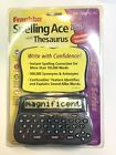 Franklin Spelling Ace SA-206 Plus - Electronic Thesaurus with Calculator & More
