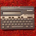Franklin Spelling Ace Model SA-98A Tested Works Good Merriam Webster Dictionary