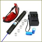 BBH4-F5 Black High Power 450nm Blue Laser Pointer Cigarette Lighter Pop Balloons