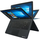 """2 In 1 Touchscreen Laptop 14.1"""" Convertible Windows 10 Front and Rear Camera"""