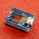 2PCS NEW JQ6500 Voice Sound Module USB Replace One to 5 Way MP3 Voice Standard