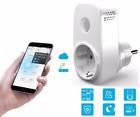Energy Monitor Smart EU Plug Remote Control Real Time Control EU Style socket