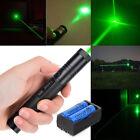 20Miles 532nm 301 High Power Green Laser Pointer Lazer Pen Visible Beam Light