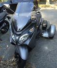2013 Suzuki Burgman 400 ABS Scooter/Trike - LESS THAN 700 MILES!