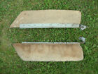 1952 1953 1954 Ford Car Sunvisors one damaged mount need recover RATROD