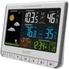 La Crosse 308-1412S Wireless Color Forecast Station Weather Forecast Station New