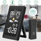 Digoo Wireless Color Weather Station Clock Outdoot Sensor Hygrometer Thermometer