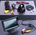 FAST EMS Complete Set HD Reverse Rear View Camera LCD Mercedes G Class W463 W461