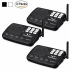 Hosmart 1/2 Mile LONG RANGE 7-Channel Security Wireless Intercom System for Home