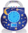 My Tot Clock (All-in-One Toddler Sleep Clock, Alarm Clock, Timeout Timer, and