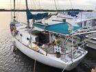 Sail boat 36.9' Custom Bruce Roberts Sloop from 1981