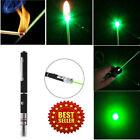 Laser Pointer Pen Beam Green Powerful Power Light  High  Visible Lazer  *ALMOST