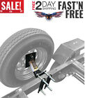 New Boat Trailer Spare Tire Mount Carrier Wheel Cargo Holder Free 2-Day Shipping