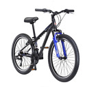 "24"" Schwinn Boys Mountain Bike Bicycle 21 Speeds Shimano Revo twist shifters"