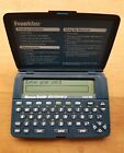 Franklin Merriam-Webster Electronic Pocket Dictionary MWD-400