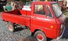 1970 Cony Wide 360 Japanese AF11 Cabover Truck Restoration Project