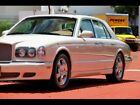 2001 Bentley Arnage Burr Oak Veneered Interior Trim 2001 Bentley Arnage Red Label