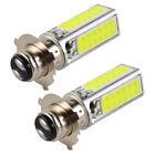 2x LED Headlight Bulb 6000K For Kawasaki 92069-037 92069-1061 Prime Line 72-7002