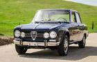 1970 Alfa Romeo Giulia Super Biscione Giulia Super Biscione - Extremely original - 1600cc - Imported from Italy